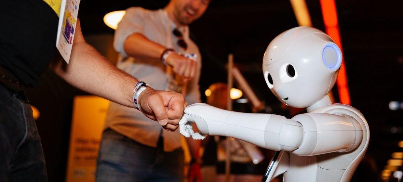 """Roboter moderiert 3sat-""""Kulturzeit"""""""