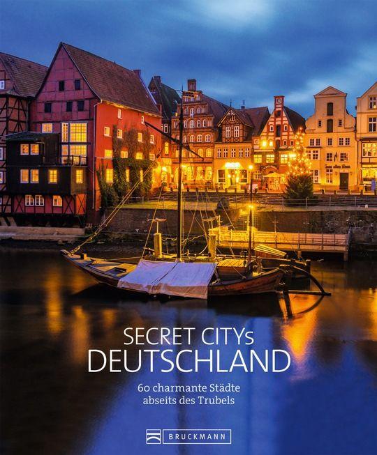 """""""Secret Citys Deutschland"""" ISBN: 978-3-7343-1567-3 29,99 Euro"""