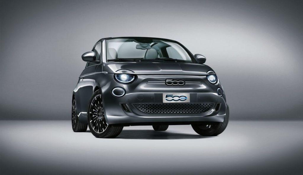 """Der neue Fiat 500 """"La Prima"""""""