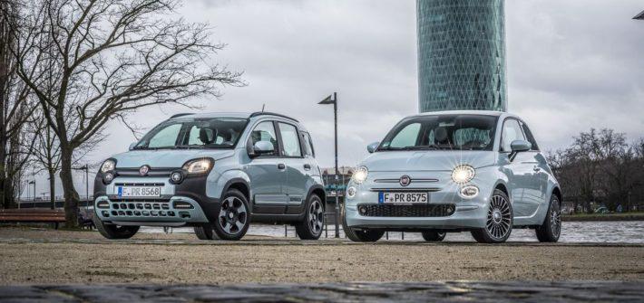 Fiat 500 Hybrid und Fiat Panda Hybrid – so fahren sich die neuen Modelle