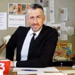 Sebastian Pufpaff meldet sich aus dem Home-Office