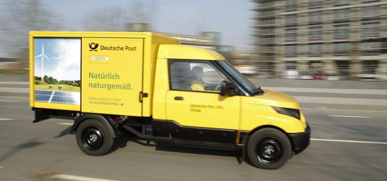Deutsche Post - das Aus für den Streetscooter