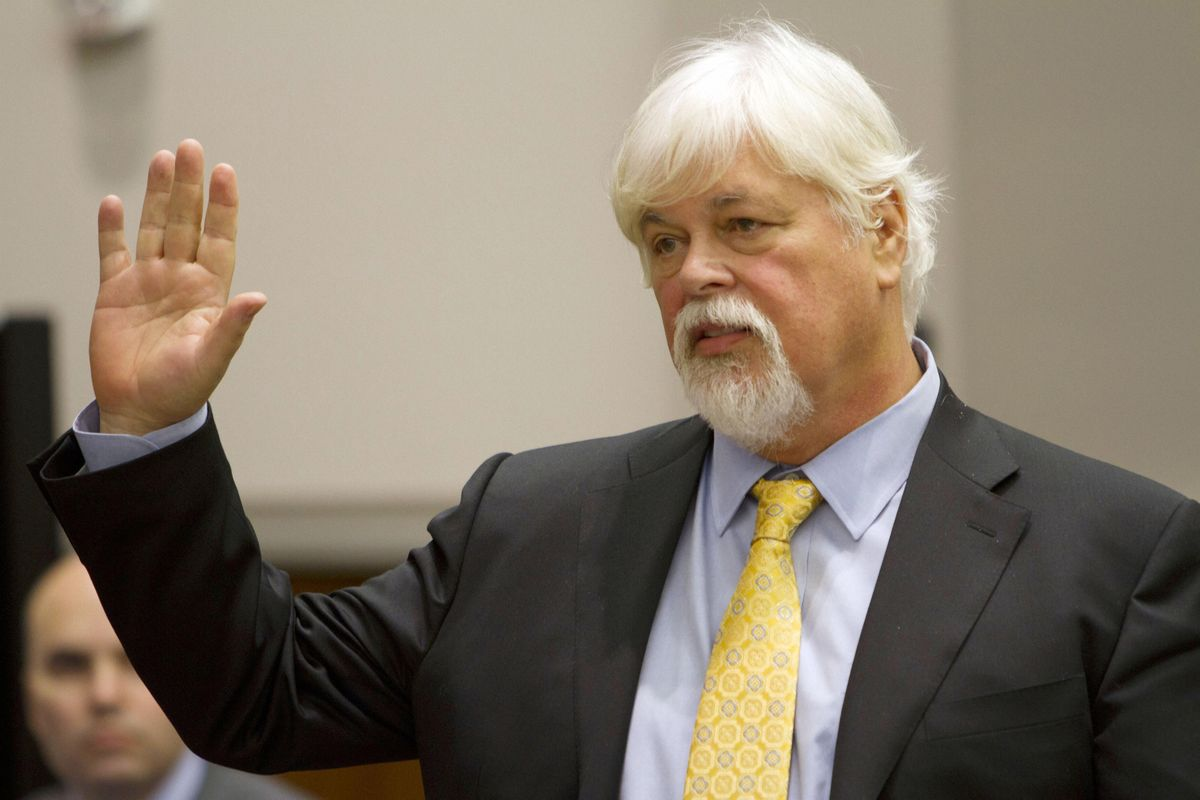 """Sea Shepherd""-Gründer Paul Watson (ddp images)"