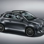 Der neue Fiat 500 – das erste rein elektrisch angetriebene Fahrzeug der Marke