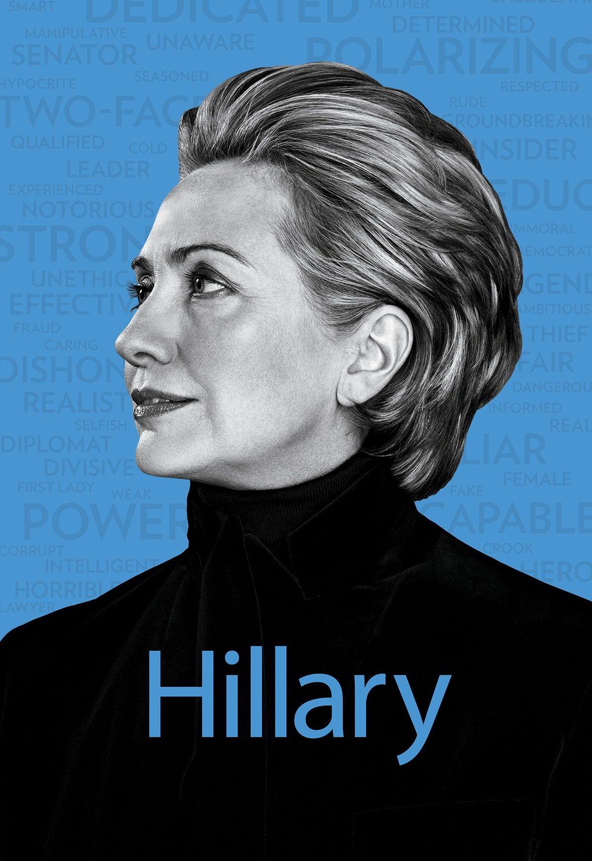 """Hillary"" läuft auf Sky Atlantic HD"