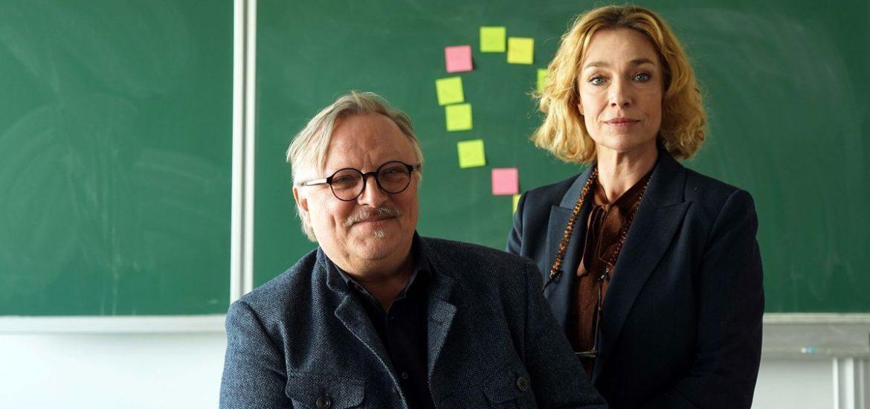 ZDF-Film mit Axel Prahl als Lehrer