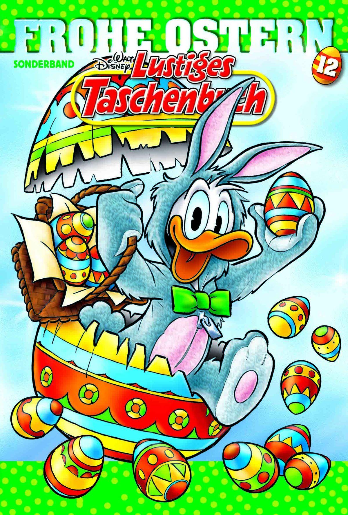 Lustige Taschenbuch Ostern Nr. 12