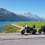 Im Bücherregal: Motorradführer für die Schweiz