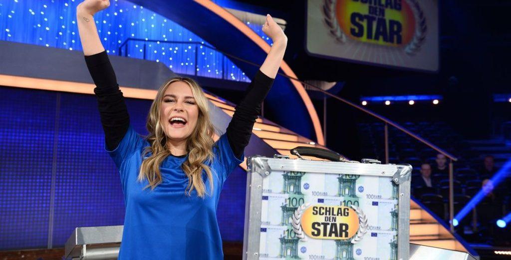 Schlag den Star: Dagi Bee sticht Jasmin Wagner aus