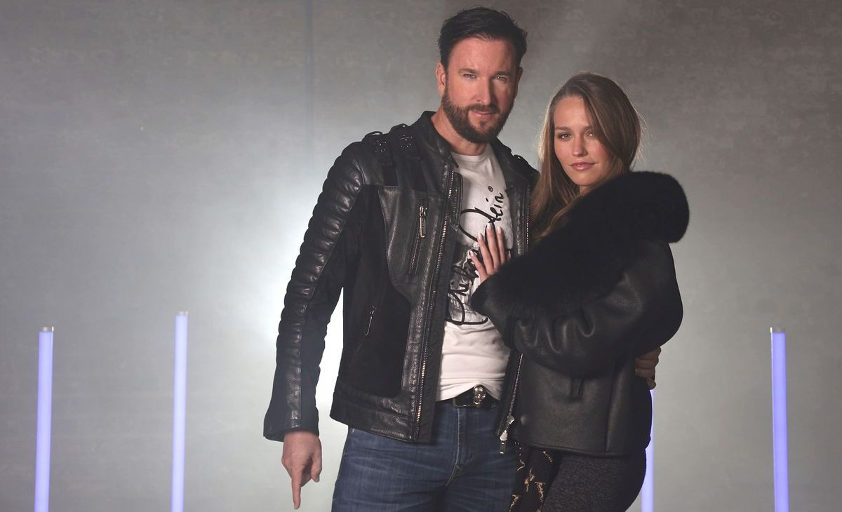 Michael Wendler, Laura Müller (Foto: TVNOW)