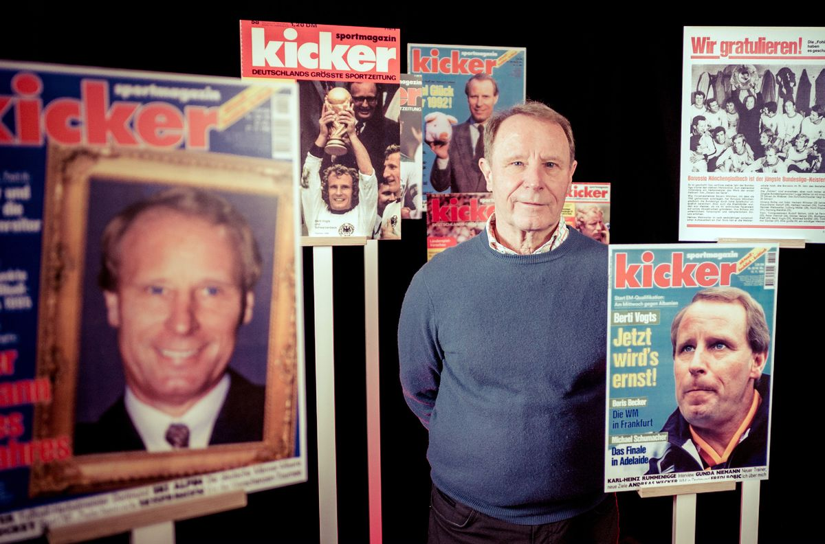 In den 1970er Jahren fanden Interviews von Kicker-Redakteuren mit Berti Vogts und seinem Team von Borussia Mönchengladbach auch in der Sauna statt.