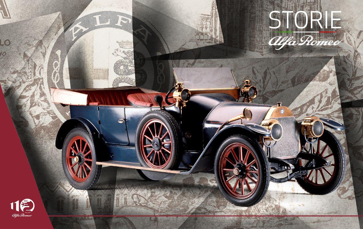 """""""Storie Alfa Romeo"""" – die Historie der italienischen Ikone aus der Sicht von Insidern"""