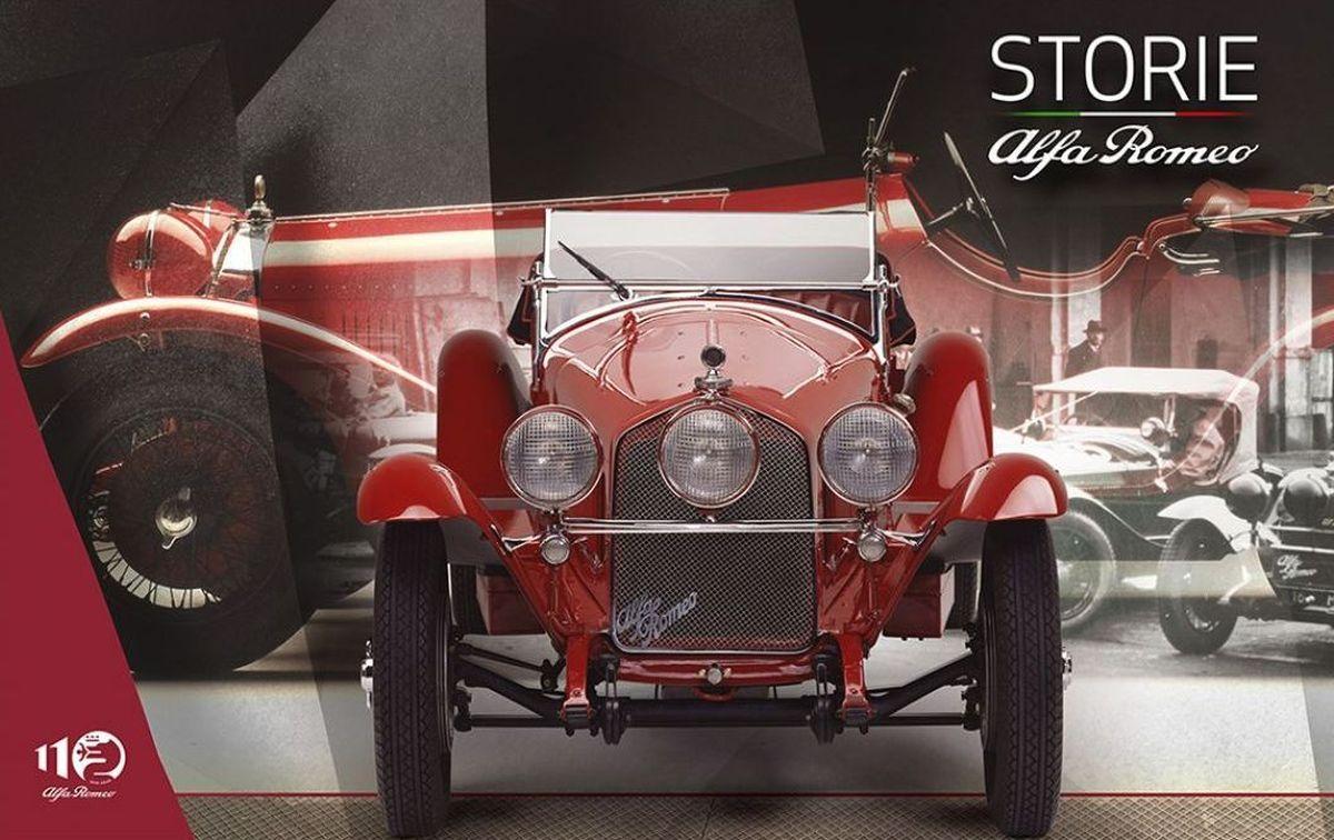 """Zweite Folge der Online-Dokumentation """"Storie Alfa Romeo"""": Ikonischer Alfa Romeo 6C 1750 blickt in die Zukunft und dominiert seine Ära"""