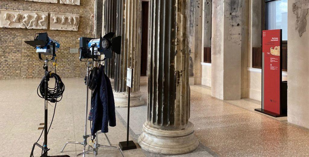 Coronakrise: Aspekte sendet aus verwaisten Kulturstätten