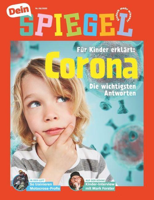 """""""Für Kinder erklärt: Corona"""" wird nachgedruckt"""