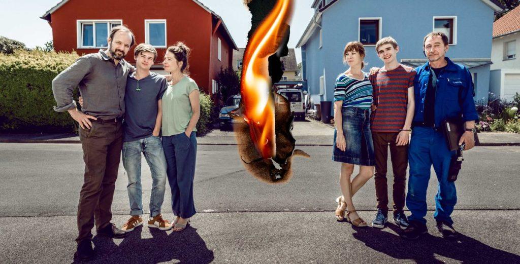 Deutscher: Vierteilige Miniserie