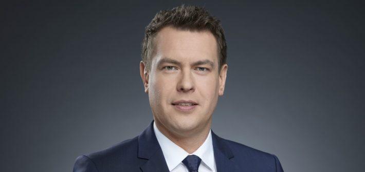 "Gunnar Breske moderiert ""Plusminus"""