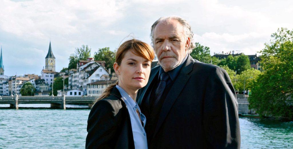 Hochspannender Thriller mit Christian Kohlund und Ina Paule Klink