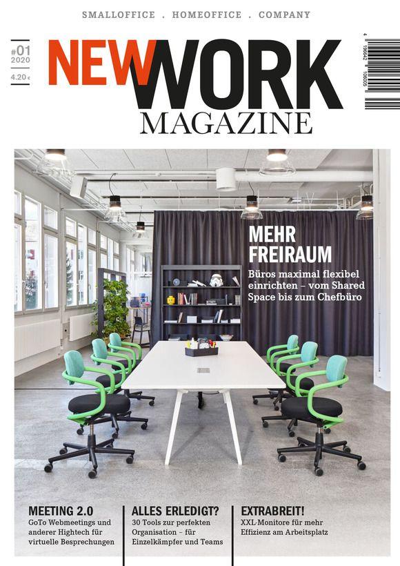 Magazin: Plugged Media launcht New Work
