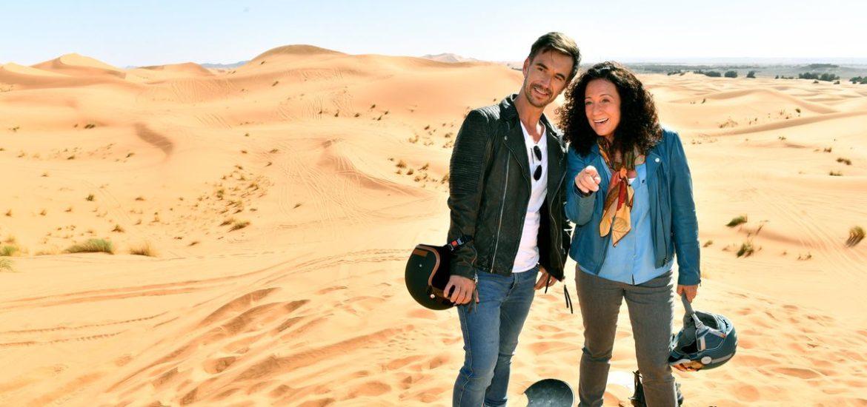 Das Traumschiff nimmt Kurs auf Marokko
