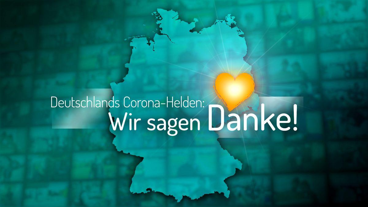 Deutschlands Corona-Helden: Wir sagen Danke!