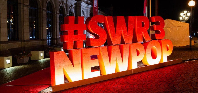 "Das ""SWR3 New Pop Festival"" fällt aus"