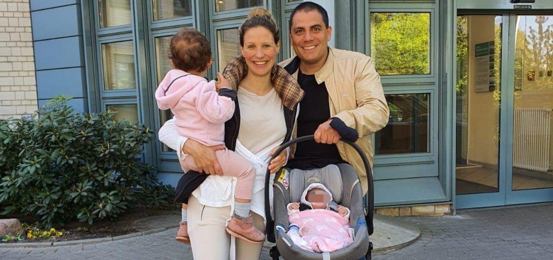Baby da: Silva Gonzalez bekommt das schönste Geburtstagsgeschenk aller Zeiten