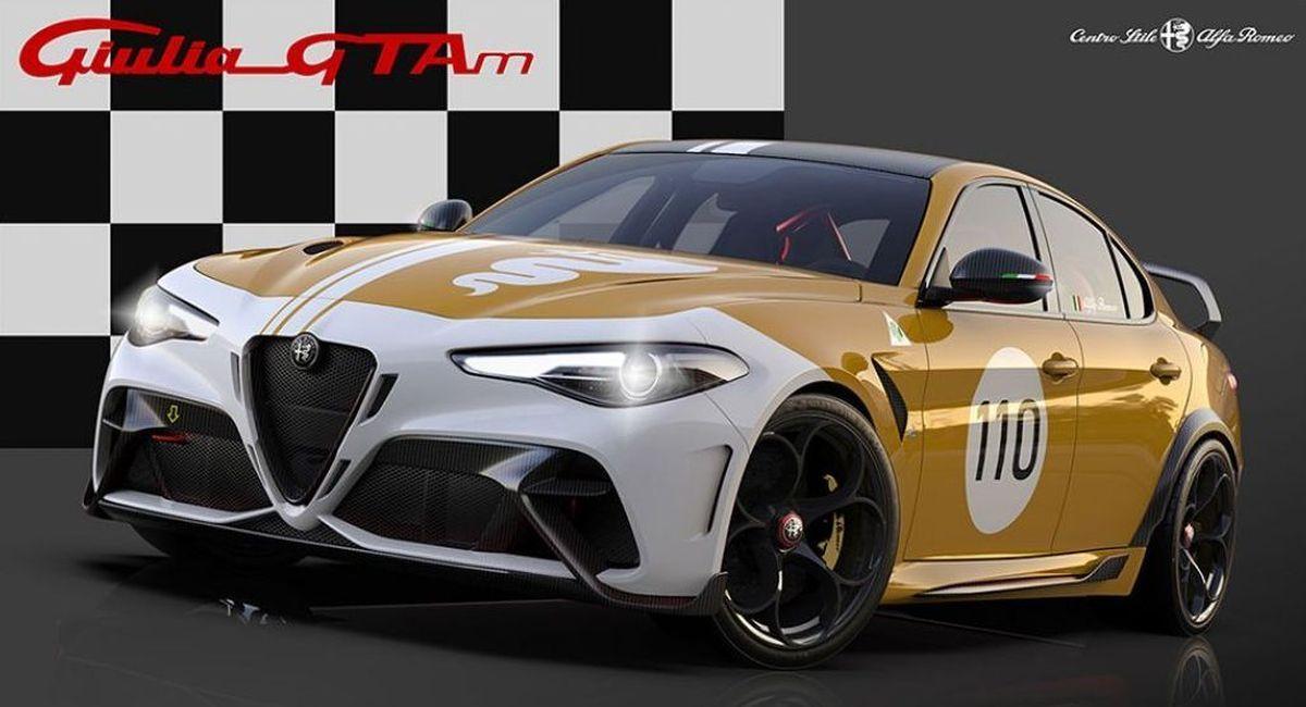 Centro Stile Alfa Romeo entwirft Rennsport-inspirierte Sonderlackierungen für neue Alfa Romeo Giulia GTA