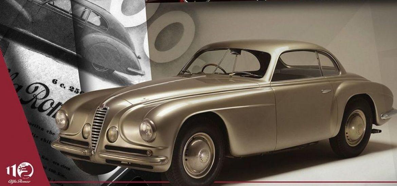 "Dritte Folge der Dokumentation ""Storie Alfa Romeo"": Alfa Romeo 6C 2500 Villa d'Este – eines der elegantesten Automobile aller Zeiten"