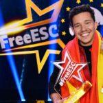 Sehr gute Quote: Nico Santos gewinnt den #FreeESC