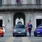 """Armani, Bvlgari und Kartell gestalten drei einzigartige Fiat 500 – Kurzfilm """"One-Shot"""" zeigt Hintergründe zum spektakulären Projekt"""