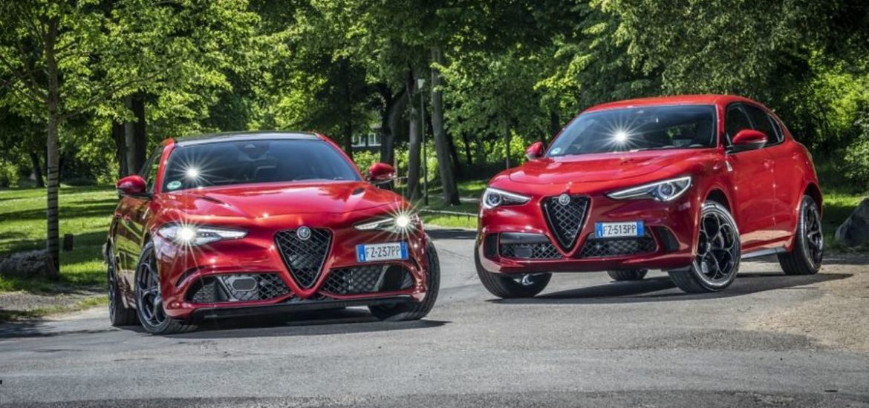 "Neue Quadrifoglio-Modelle von Alfa Romeo Giulia und Alfa Romeo Stelvio – Preise stehen fest, attraktives Finanzierungsprogramm ""Di pìu"""