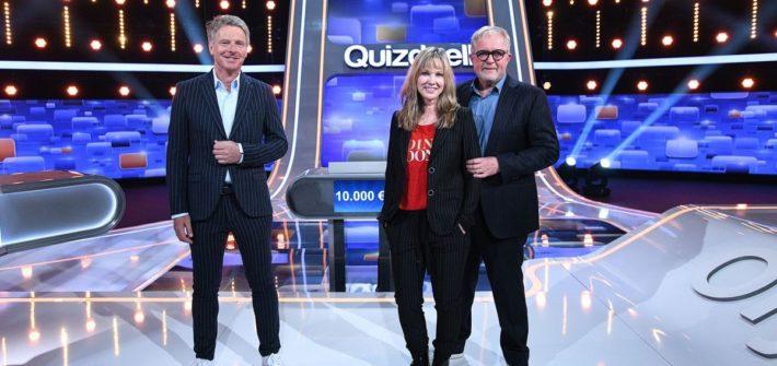Quizduell-Olymp mit Ann-Kathrin Kramer und Harald Krassnitzer