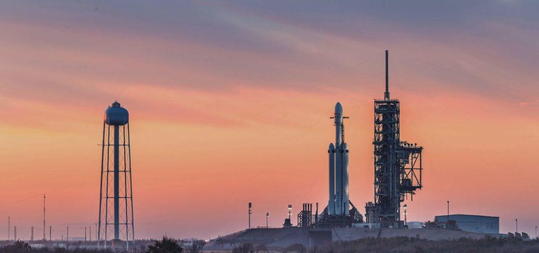 """Nachrichtensender überträgt zweiten Startversuch der SpaceX-Rakete """"Falcon-9"""""""