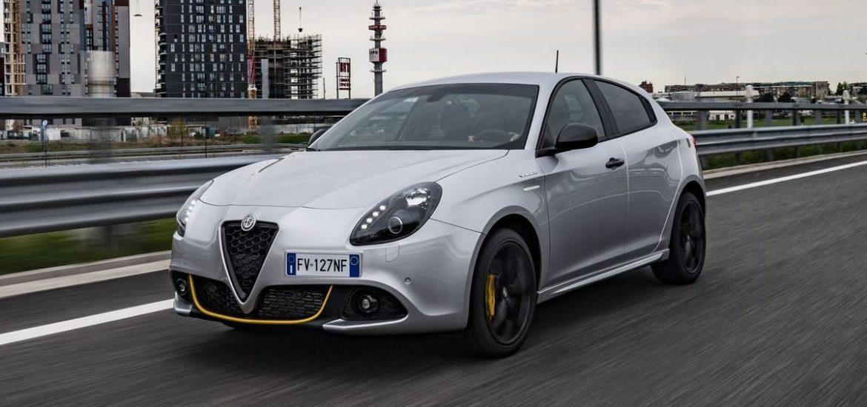 Alfa Romeo Giulietta mit überarbeitetem Angebot im neuen Modelljahr