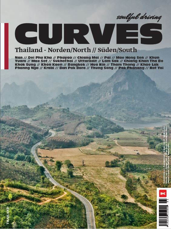 """""""Curves Thailand"""" von Stefan Bogner"""