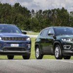 """Mehr Technologie und Konnektivität für den neuen Jeep® Compass """"made in Europe"""""""