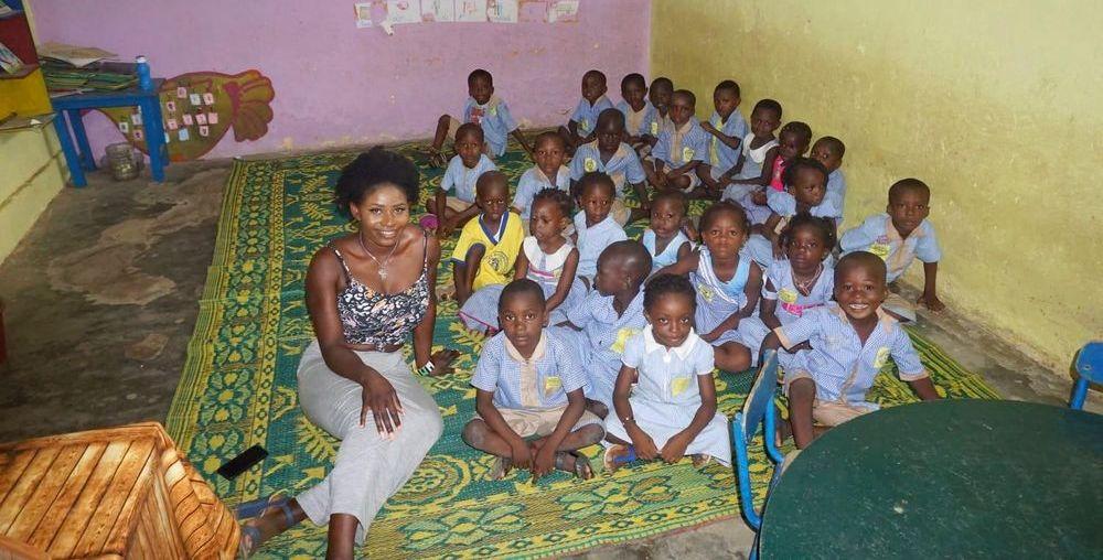 "Joyce Appia: ""A Heart For Africa"" bei GoFundMe"