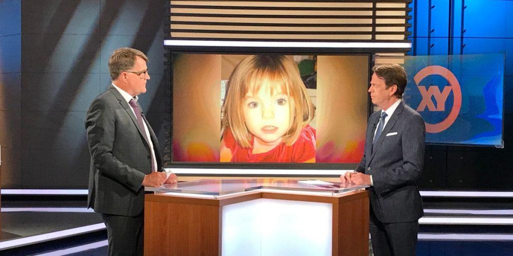 """Madeleine McCann: BKA bittet in """"Aktenzeichen XY... ungelöst"""" um Hilfe"""