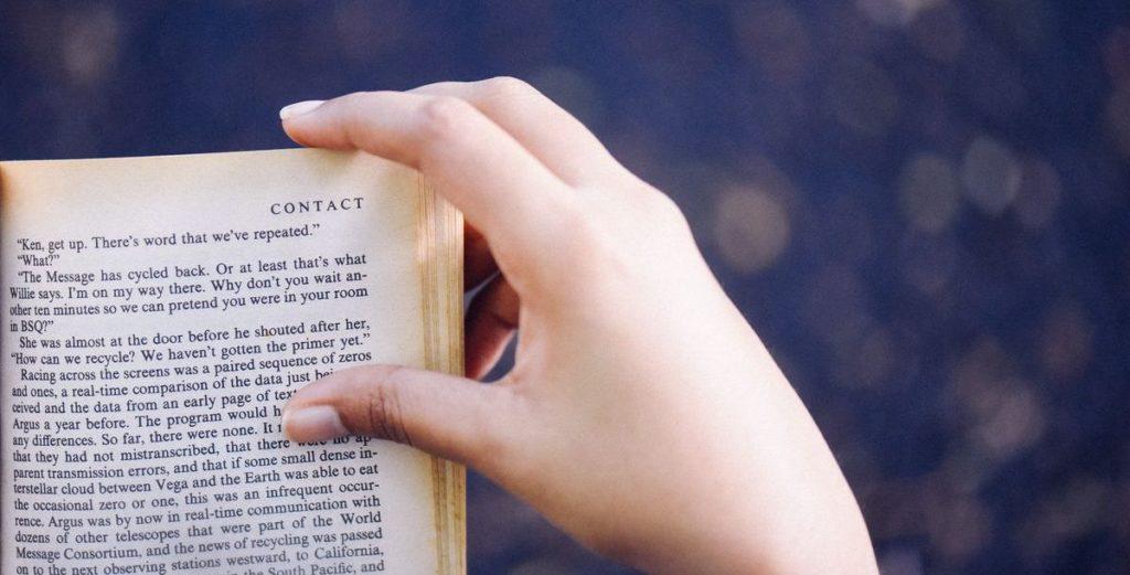 Das Lesen der Zukunft