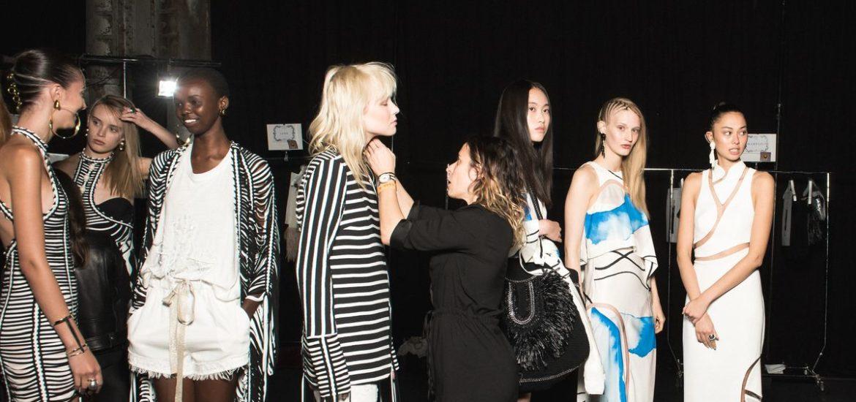 Realserie: Vom Model zur Modedesignerin