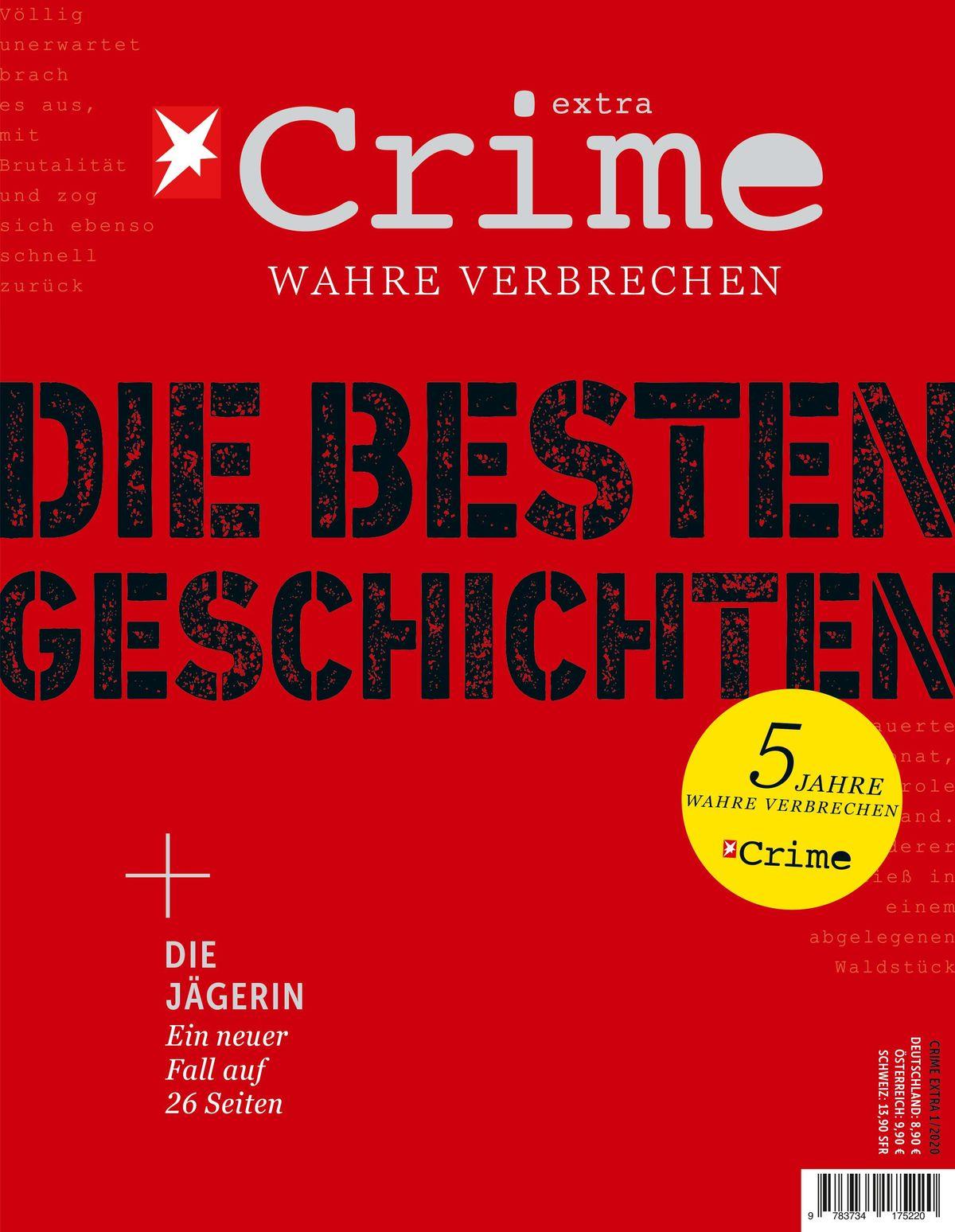 """Sonderausgabe: Stern Crime Extra - """"Die besten Geschichten"""""""