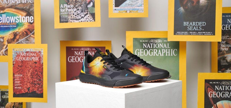 Vans: National Geographic bekommt eigene Fashion-Kollektion