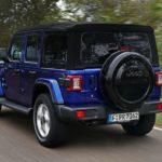 """Jeep® Wrangler gewinnt bei der Leserwahl """"Auto des Jahres"""" von """"Auto Bild allrad"""""""