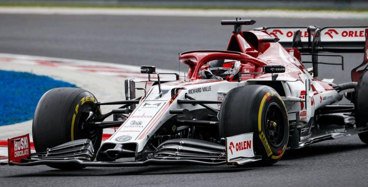 FIA Formel 1 Weltmeisterschaft 2020 - Großer Preis von Ungarn – Statements von Alfa Romeo Racing ORLEN
