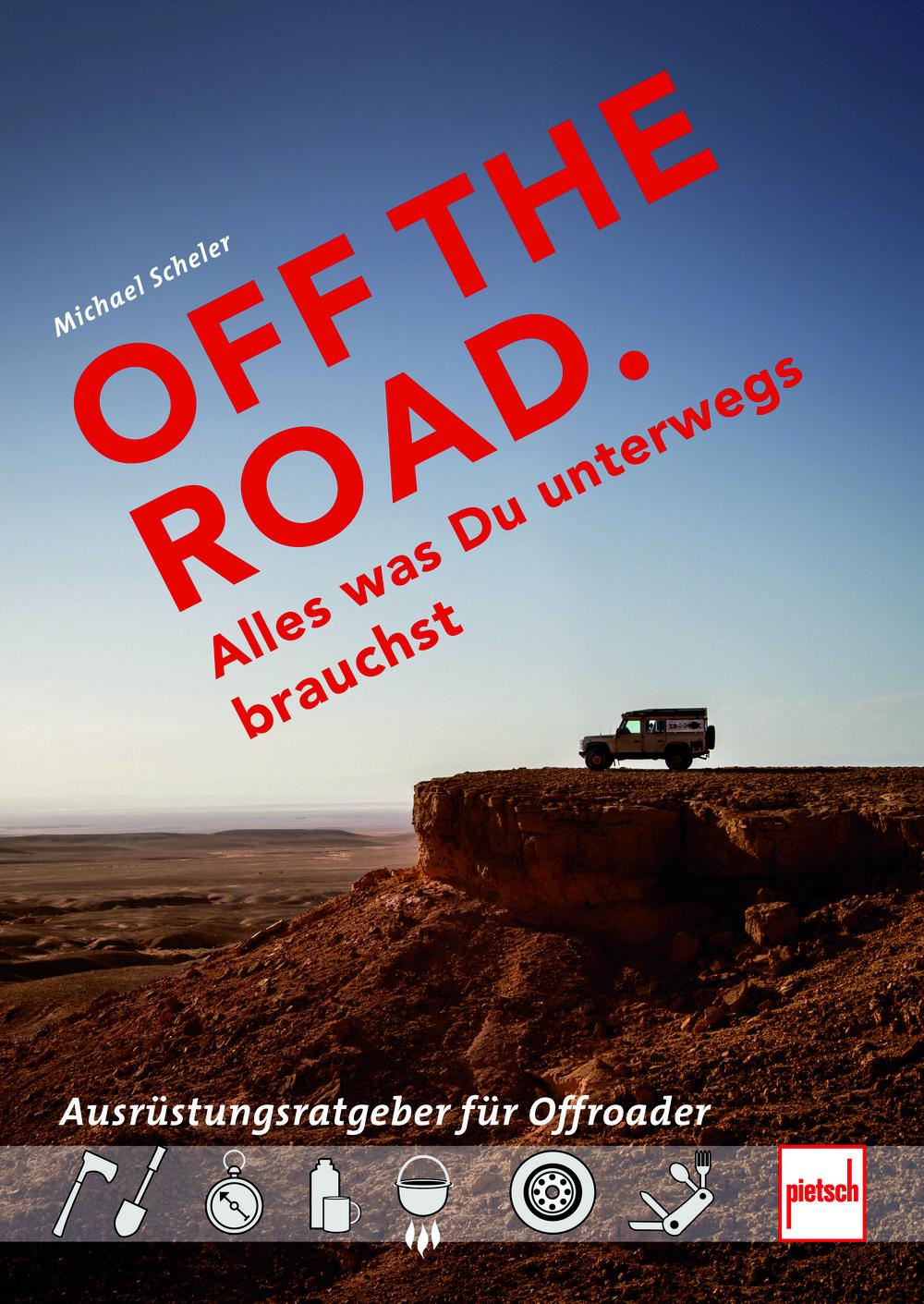 """""""Off the Road"""" von Michael Scheler"""