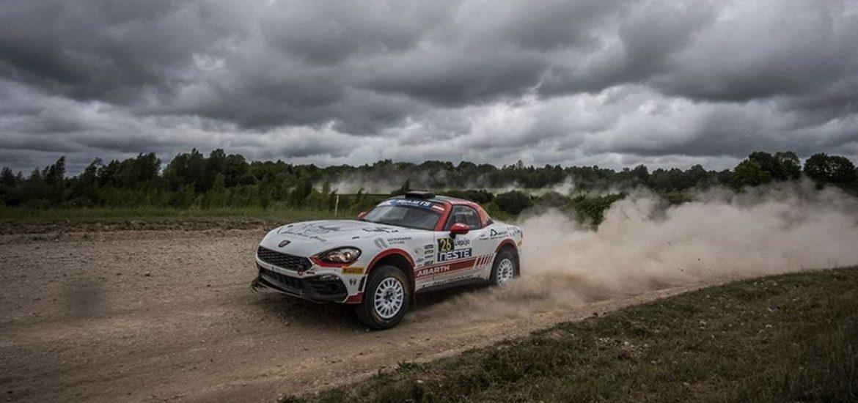 Der Kalender für den Abarth Rally Cup 2020 steht: Sechs Events im Rahmen der FIA Rallye-Europameisterschaft (ERC) – inklusive der spektakulären Azoren-Rallye