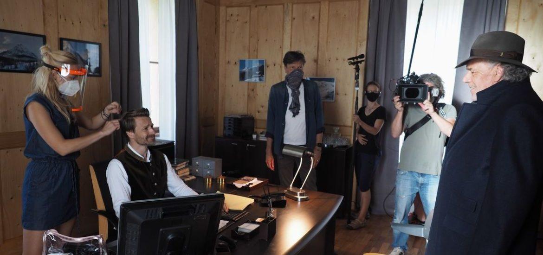 Zürich-Krimi: Fortsetzung der Dreharbeiten