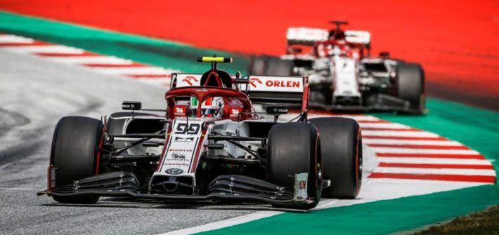 FIA Formel 1 Weltmeisterschaft 2020 - Pirelli Großer Preis der Steiermark – Statements von Alfa Romeo Racing ORLEN