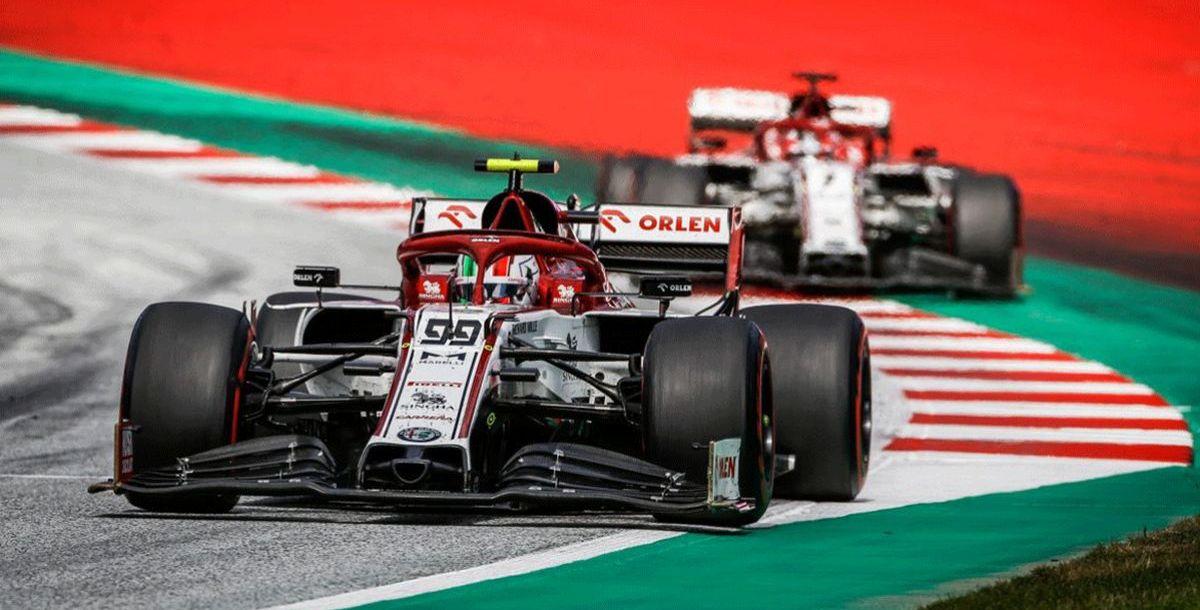 Formel 1 Platzierung